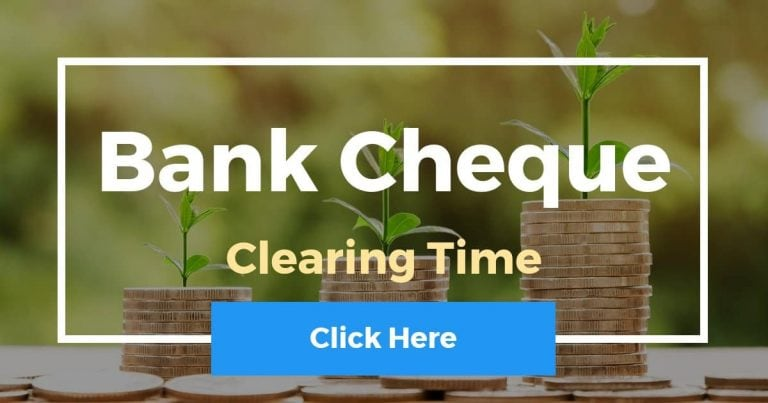 What Is DBS/POSB Cheque Clearing Time?