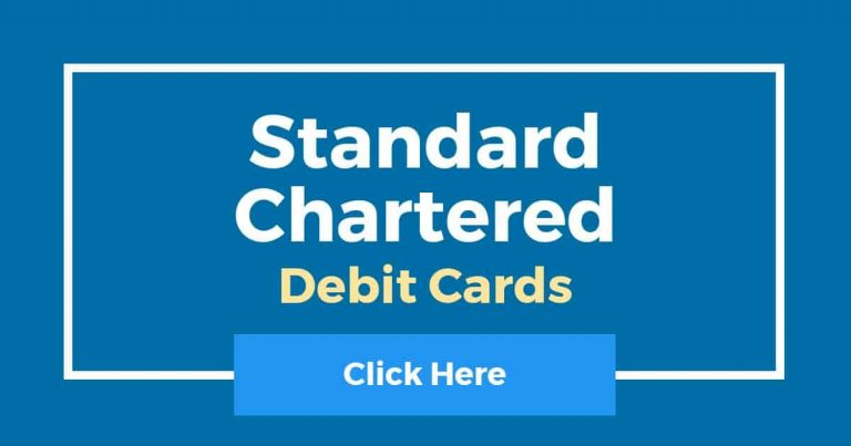 Standard Chartered Singapore Debit Cards