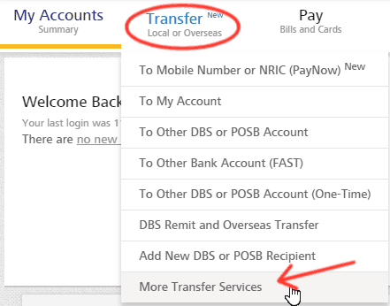 Transfer - More Transfer Services