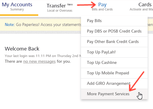Pay - More Payment Services