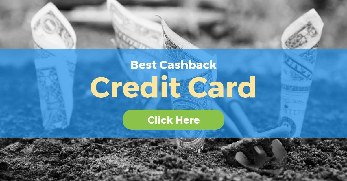 Best Cashback Credit Card Singapore
