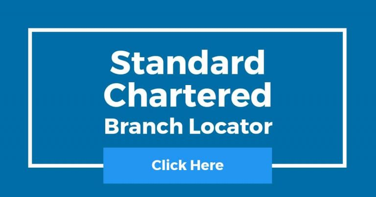 Standard Chartered Branch Locator