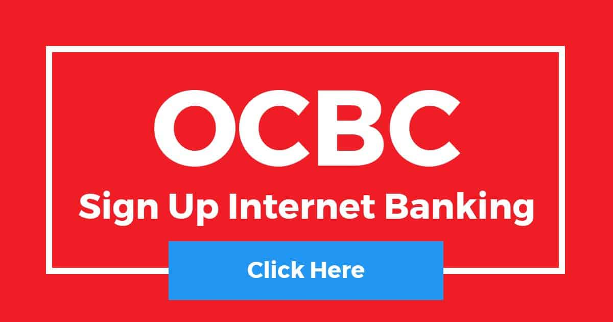How To Apply OCBC iBanking 1