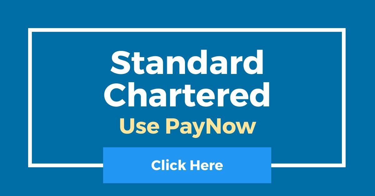 How To Use PayNow In Standard Chartered