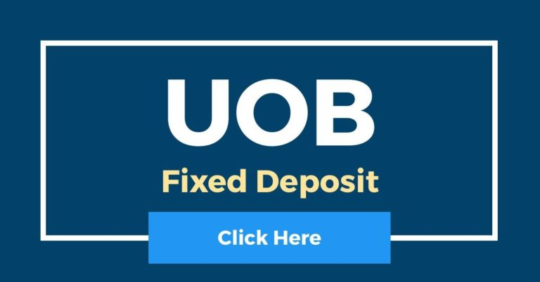 UOB Fixed Deposit (FD)